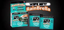 Рідина для захисту скла від води і бруду Rain Brella