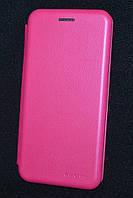 Чехол-книжка Samsung J600/J6 2018 розовый G-Case