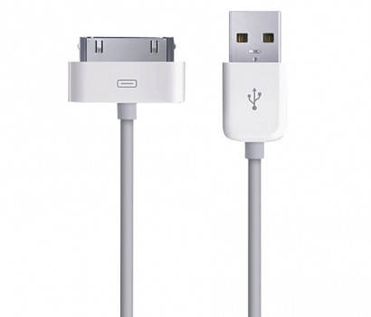 Кабель Dock Connector to USB Cable for i-Phone 4-4S, фото 2
