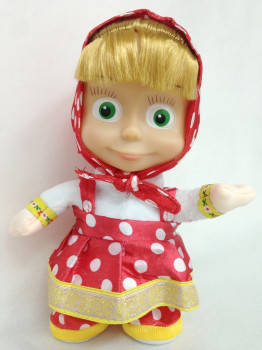 Кукла Маша Повторюшка 21см, фото 2