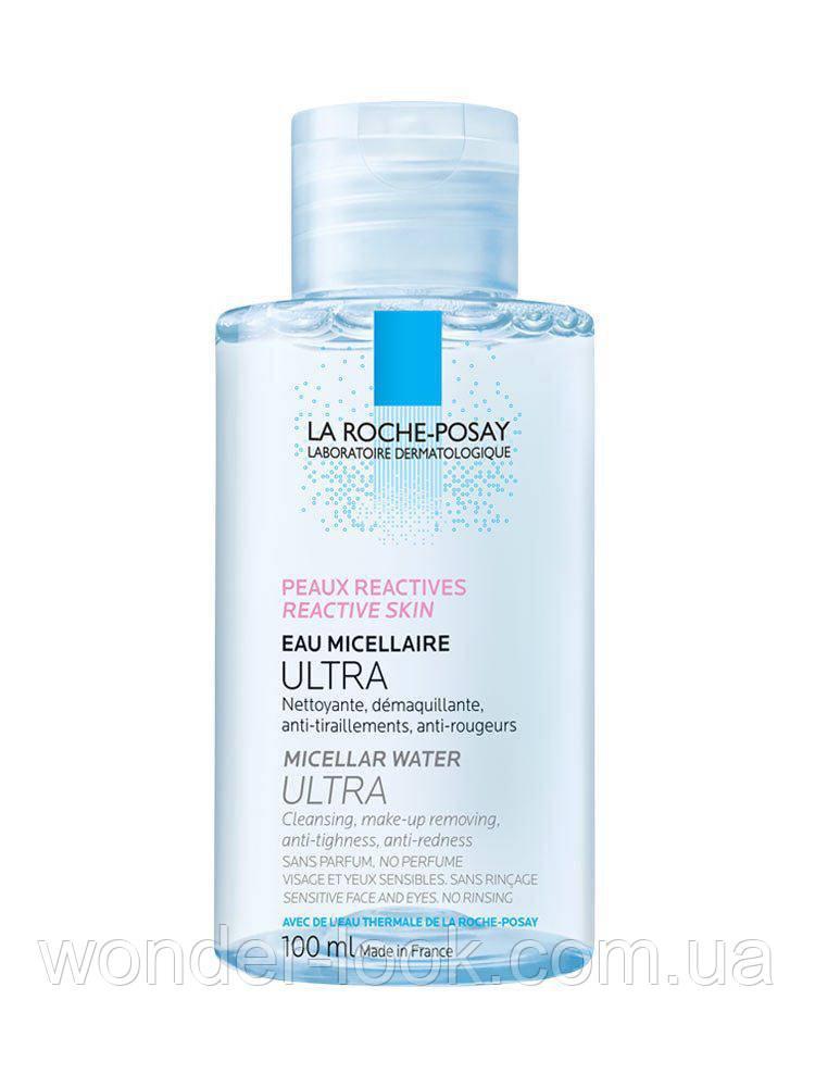 Мицеллярная вода для чувствительной кожи, 100 мл (La Roche-Posay, Physiological Cleansers)