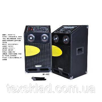 Активная акустическая система DP-195T