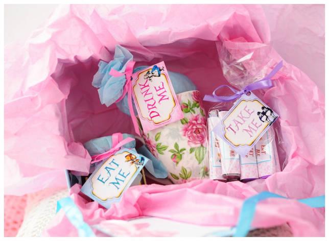 Подарочный набор Алиса в стране чудес, фото 2