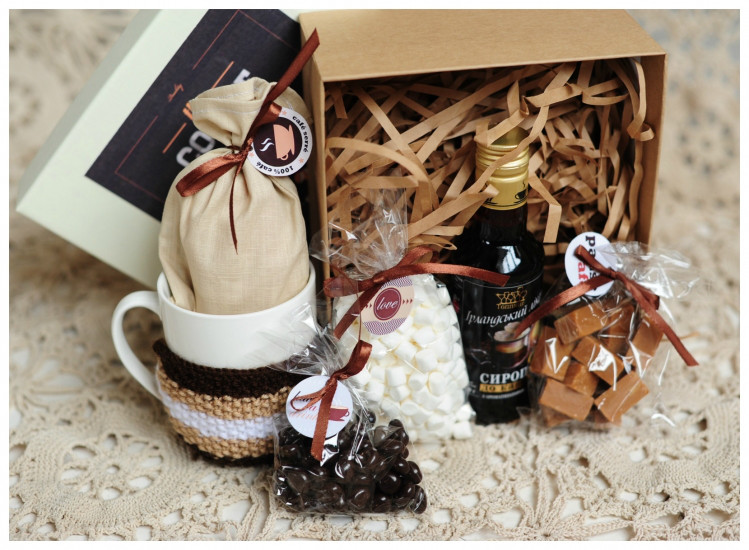 Подарочный набор Irishcreamcoffee
