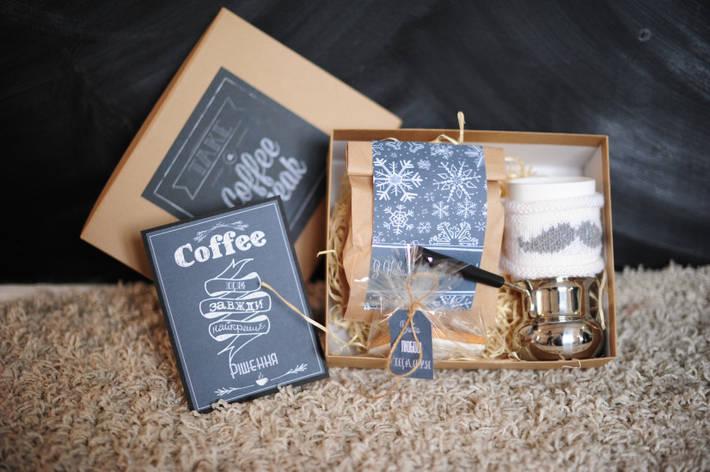 Подарочный набор  Кофейный Chalkboard, фото 2