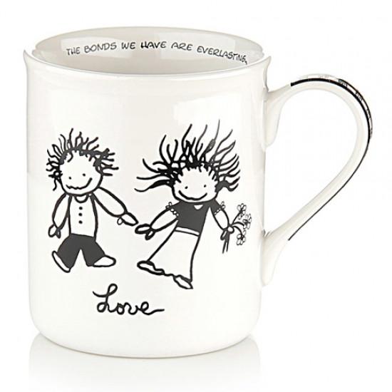 Чашка Любовь