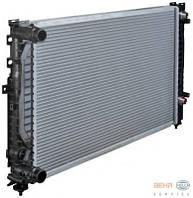 Радиатор Skoda Superb 02-08 AC+АКПП 8D0121251M