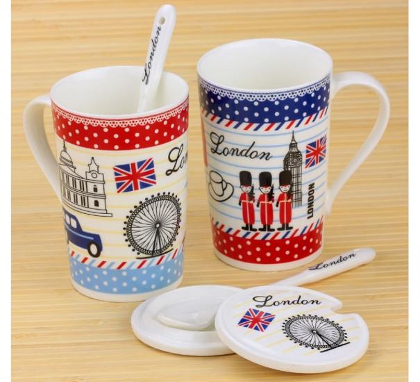 Чашка London joke 4 вида