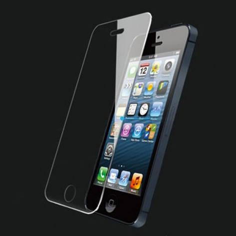 Защитное стекло на iPhone 5, 5S, фото 2