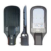 Светодиодный консольный LED светильник 50W 5000К 5000Lm ELM IP65 уличный