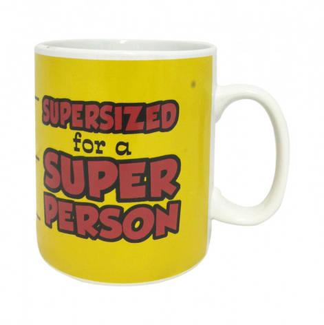 Кружка Super Person, фото 2