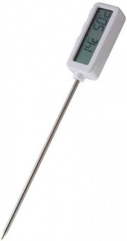 Термометр с таймером электронный цифровой для продуктов , фото 2