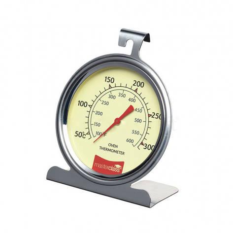 Термометр для духовки Deluxe из нержавеющей стали , фото 2
