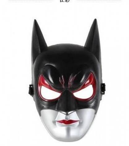 Маска пластик Бетмен, фото 2