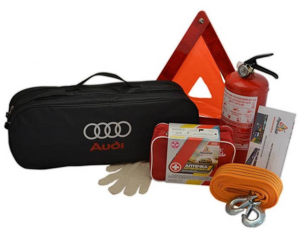 Набор автомобилиста Audi легковой, фото 2