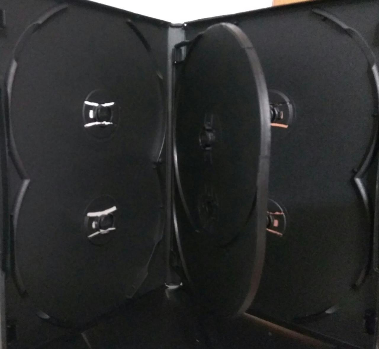 Двд бокс на 6 дисков