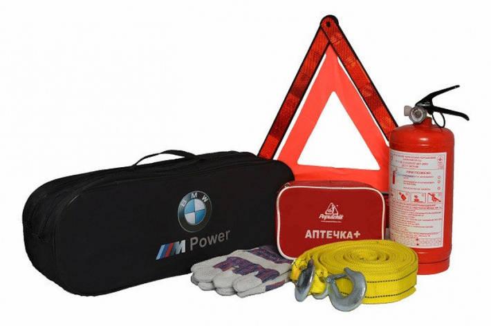Набор автомобилиста BMW кроссовер, фото 2
