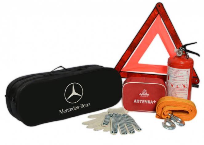 Набор автомобилиста Mercedes-Benz легковой, фото 2