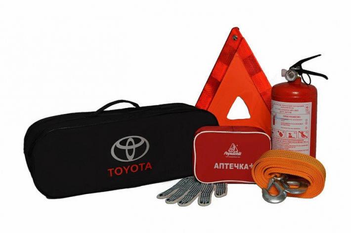Набор автомобилиста Toyota легковой , фото 2