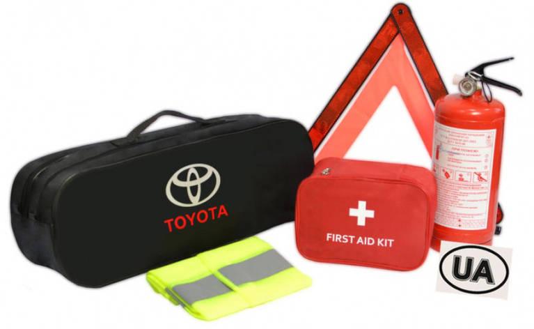 Набор автомобилиста Евростандарт Toyota, фото 2