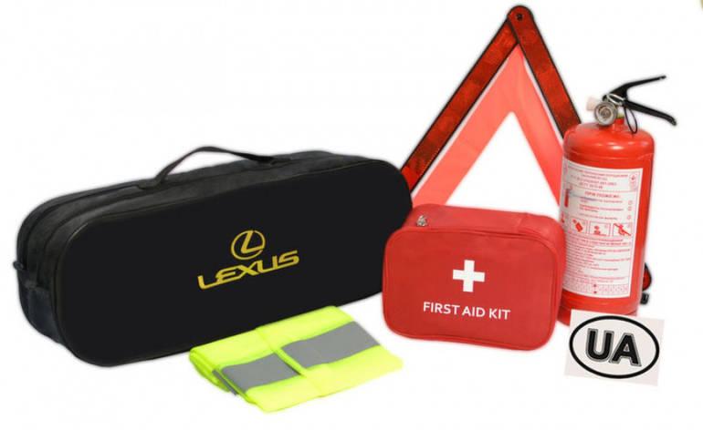 Набор автомобилиста Евростандарт Lexus , фото 2