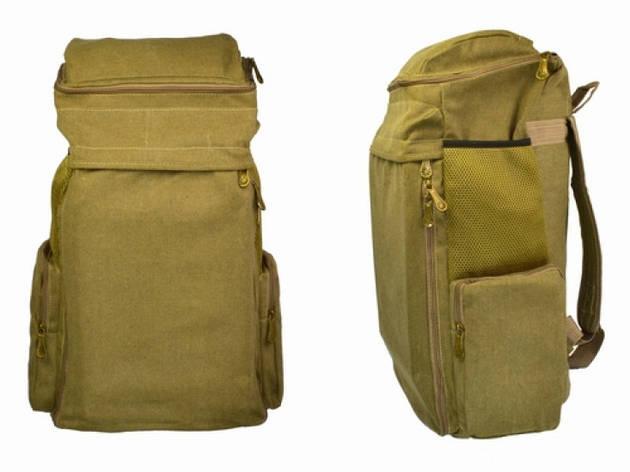 Рюкзак Холщовый Salomè, фото 2