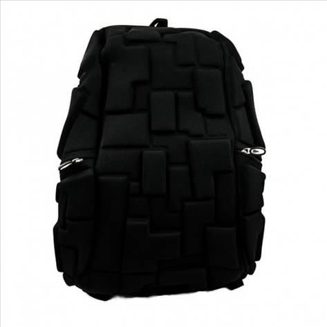 Рюкзак большой Square черный, фото 2