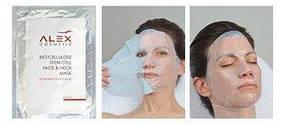 Bio-Cellulose Stem Cell Face & Neck Mask - Восстанавливающая маска Патчи с фитостволовыми клетками, 18 мл