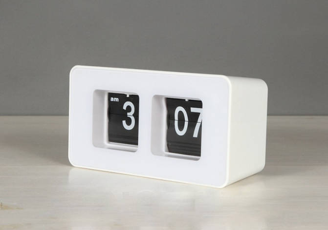 Часы перекидные White Vintage, фото 2