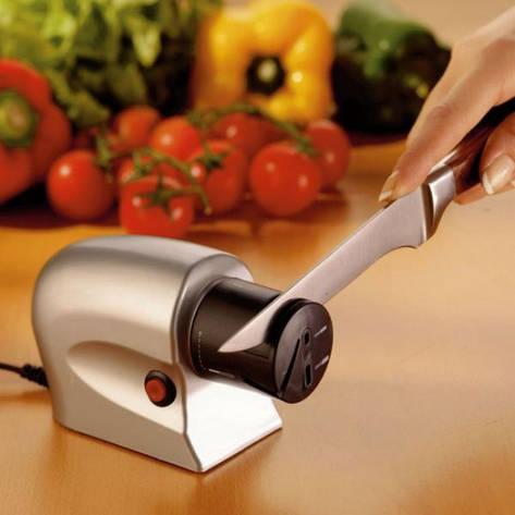 Электрическая точилка для ножей Aiguiseur, фото 2