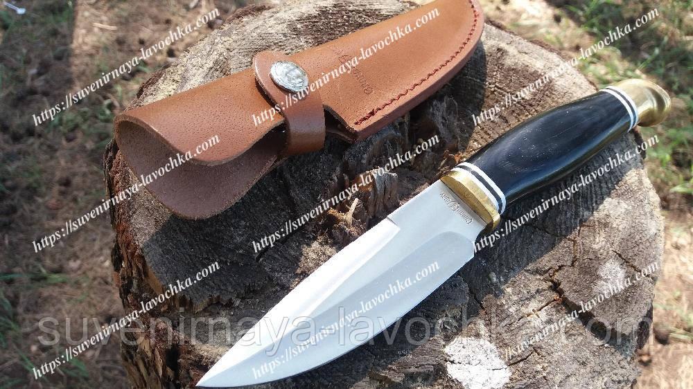 Нож нескладной 2082 AK Спутник