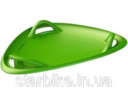 Санки ледянка Plastkon Meteor 70  Зеленый