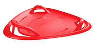 Санки ледянка Plastkon Meteor 70  Красный