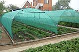 Затеняющая сетка 90% 6м*5м, фото 4