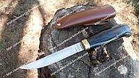 Нож нескладной  AK аналог СССР для охоты рыбалки и туризма