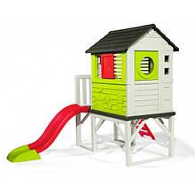 Детский игровой домик на опорах Smoby  810800