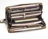 Портмоне Baellerry Denim кошелек, фото 1
