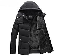 Мужская зимняя куртка. Модель 1849, фото 3