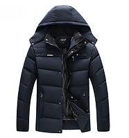 Мужская зимняя куртка. Модель 1849, фото 4