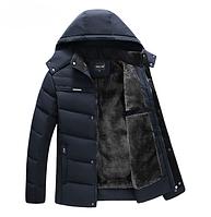 Мужская зимняя куртка. Модель 1849, фото 5