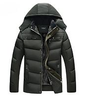 Мужская зимняя куртка. Модель 1849, фото 6