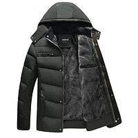 Мужская зимняя куртка. Модель 1849, фото 7