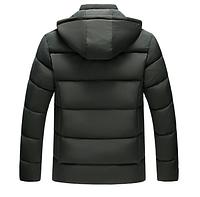 Мужская зимняя куртка. Модель 1849, фото 9