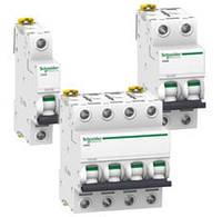 Автоматический выключатель серия iC60N 10A 3P С