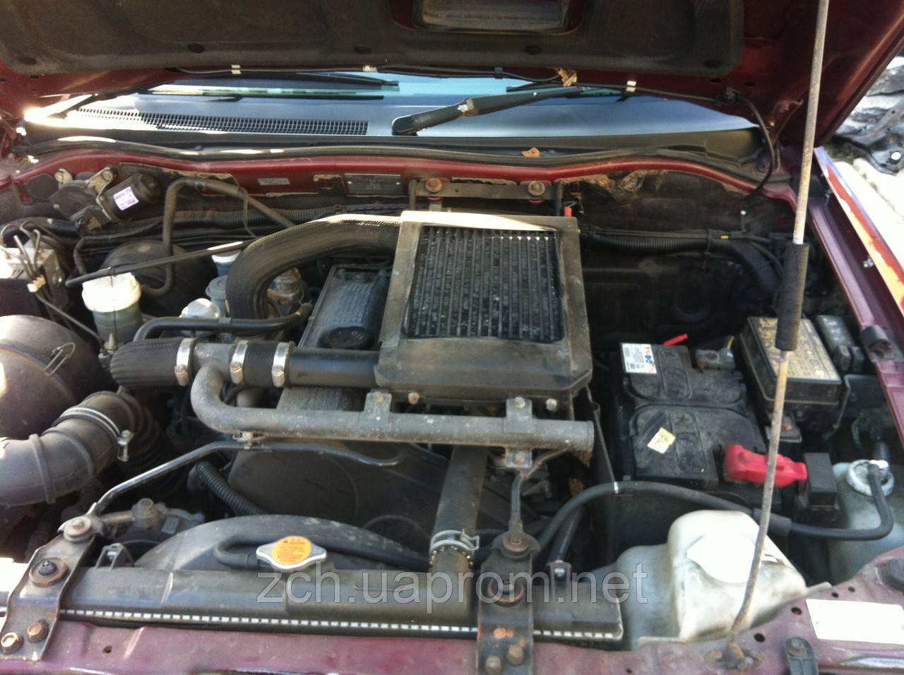 Двигун Mitsubishi Pajero