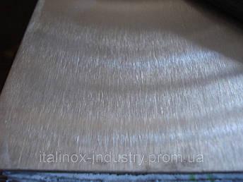 Нержавеющий лист 0,8 Х 1000 Х 2000 Sat,Cat,Grind,N, фото 2