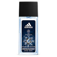 Освіжаючий спрей для тіла Adidas Champions League (75мл.)