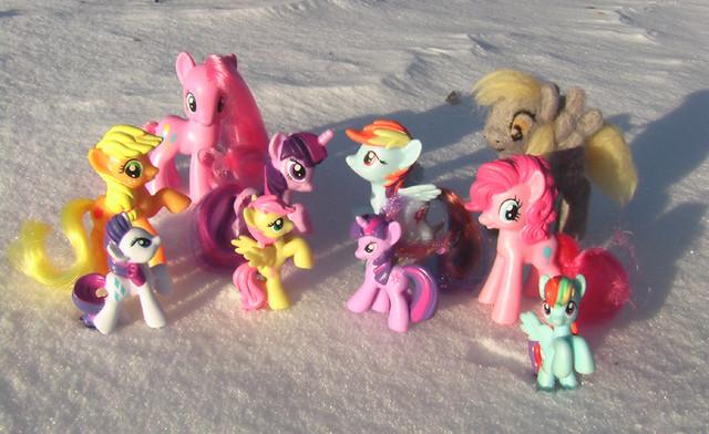 My little pony: куклы, игровые наборы