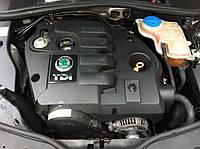 Двигатель Skoda Superb