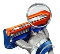 Поштучно: Бритвенное лезвие Gillette Fusion. Оригинал G I L  /05-41 N